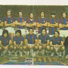 Coleccionismo deportivo: CROMO BALONMANO. EQUIPO DEL F. C. BARCELONA. 1974. Nº 163. . Lote 30275211