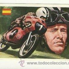 Coleccionismo deportivo: Nº155 ANGEL NIETO MOTOCICLISMO -ASES MUNDIALES DEL DEPORTE QUELCOM 1979- CROMOS . Lote 30824737