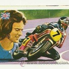 Coleccionismo deportivo: Nº213 SHEENE MOTOCICLISMO -ASES MUNDIALES DEL DEPORTE QUELCOM 1979- CROMOS . Lote 30825262