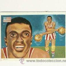 Coleccionismo deportivo: Nº226 TATUM BALONCESTO -ASES MUNDIALES DEL DEPORTE QUELCOM 1979- CROMOS . Lote 30825377
