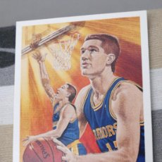 Coleccionismo deportivo: 99 CHRIS MULLIN GOLDEN STATE WARRIORS TRADING CARD NBA UPPER DECK 1991. Lote 235361145