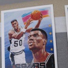 Coleccionismo deportivo: 94 DAVID ROBINSON SAN ANTONIO SPURS TRADING CARD NBA UPPER DECK 1991 NUEVO. Lote 235361435