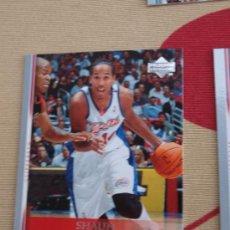 Coleccionismo deportivo - 37 SHAUN LIVINGSTON ANGELES CLIPPERS CARD NBA UPPER DECK 2007 NUEVO DE SOBRE - 33327563