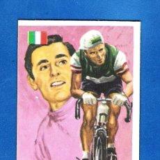 Coleccionismo deportivo: QUELCOM 1979 ASES MUNDIALES DEL DEPORTE Nº50 - COPPI. Lote 33346787