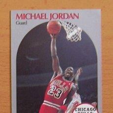 Coleccionismo deportivo: BALONCESTO - MICHAEL JORDAN, CHICAGO BULLS - NBA 1990. Lote 33742937