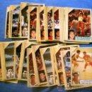 Coleccionismo deportivo: CROMOS BASKET CONVERSE ACB 1989 1 € UNIDAD (PREGUNTA FALTAS, PREPARO LOTE). Lote 34436629