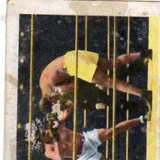 Coleccionismo deportivo: CROMO CHOCOLATE AMATLLER. BOXEO. 23 BOXE SPALLA-UZCUDUN EN EL MATCH.. Lote 34514963