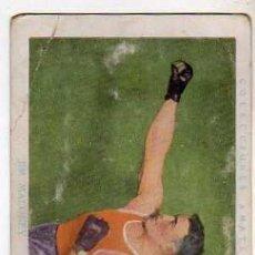 Coleccionismo deportivo: CROMO CHOCOLATE AMATLLER. BOXEO. 36 BOXE JIM MALONEY. Lote 34515195