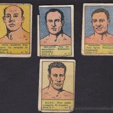 Coleccionismo deportivo: CROMOS BOXEO CROMOS EDITORIAL VALENCIANA VER RELACION 4 EUROS UNIDAD. Lote 34544182