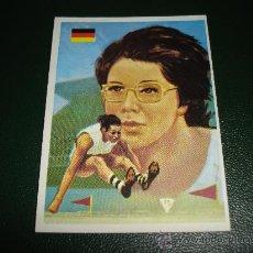 Coleccionismo deportivo: QUELCOM 1979 ASES MUNDIALES DEL DEPORTE Nº199 - ROSENDHALL. Lote 35125616