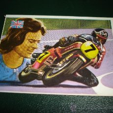 Coleccionismo deportivo: QUELCOM 1979 ASES MUNDIALES DEL DEPORTE Nº213 - BARRY SHEENE. Lote 44473061