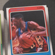 Coleccionismo deportivo: 78 ROY HINSON NEW JERSEY NETS CROMO TRADING CARD BALONCESTO NBA FLEER 1988 NUEVO. Lote 35294935