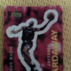 Coleccionismo deportivo: NBA 1996 1997 UPPER DECK BALONCESTO 293-ANFERNEE HARDAWAY. Lote 35467018
