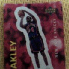 Coleccionismo deportivo: NBA 1996 1997 UPPER DECK BALONCESTO 287-CHARLES OAKLEY. Lote 35467088