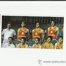 Coleccionismo deportivo: 136 SELECCION (ESPAÑA) J MERCHANTE 1986-1987 CONVERSE 86-87 - . Lote 36507716