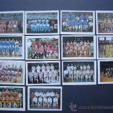 Coleccionismo deportivo: LIGA BASKET PRIMERA DIVISION B 1984 - LOS 14 CROMOS DE LOS 14 EQUIPOS- TRIDEPORTE 84 EDITORIAL FHER . Lote 37169749