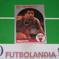 Coleccionismo deportivo: :CROMO DE BALONCESTO-BASKET,CARTWRIGHT DE CHICAGO BULLS,Nº61. Lote 38015786