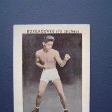 Coleccionismo deportivo: ELINO FLORES - BOXEADORES (72 CLICHÉS) - NÚMERO 44 - BOXEO . Lote 38025454