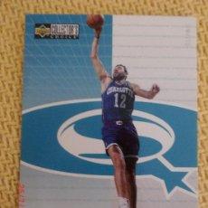 Coleccionismo deportivo: UPPER DECK COLLECTOR´S CHOICE NBA 1997 STAR QUEST 5 VLADE DIVAC. Lote 38432320
