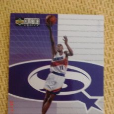 Coleccionismo deportivo: UPPER DECK COLLECTOR´S CHOICE NBA 1997 STAR QUEST 31 WESLEY PERSON. Lote 38432424