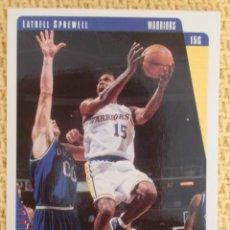 Coleccionismo deportivo: UPPER DECK COLLECTOR´S CHOICE NBA 1997 - 47 - LATRELL SPREWELL. Lote 38686558