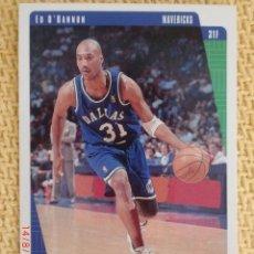 Coleccionismo deportivo: UPPER DECK COLLECTOR´S CHOICE NBA 1997 - 29 - ED O'BANNON. Lote 38689875