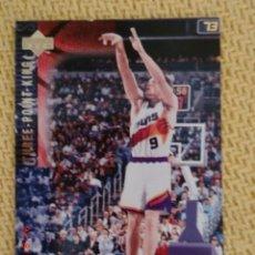 Coleccionismo deportivo: UPPER DECK 1994 USA BASKETBALL - 34 - DAN MAJERLE. Lote 38715030