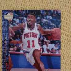 Coleccionismo deportivo: UPPER DECK 1994 USA BASKETBALL - 67 - ISIAH THOMAS. Lote 38715152