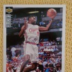 Coleccionismo deportivo: UPPER DECK 1994 COLLECTOR'S CHOICE - 235 - TONY MASSENBURG. Lote 38715756
