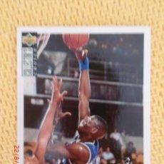 Coleccionismo deportivo: UPPER DECK 1994 COLLECTOR'S CHOICE - 288 - LORENZO WILLIAMS. Lote 38716126