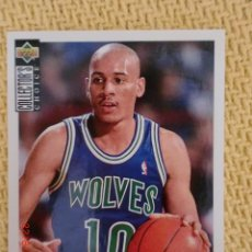 Coleccionismo deportivo: UPPER DECK 1994 COLLECTOR'S CHOICE - 339 - HOWARD EISLEY. Lote 38716325