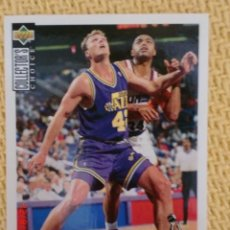 Coleccionismo deportivo: UPPER DECK 1994 COLLECTOR'S CHOICE - 342 - TOM CHAMBERS. Lote 38716337