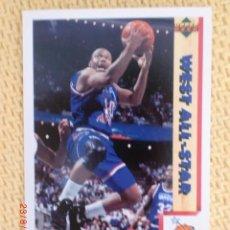 Coleccionismo deportivo: UPPER DECK. TEMPORADA 1992 - 20 - TIM HARDAWAY. Lote 38726928