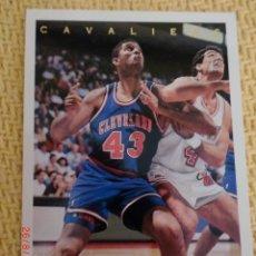 Coleccionismo deportivo: NBA 93-94 [UPPER DECK] (1.993) - 125 - BRAD DAUGHERTY. Lote 38765678