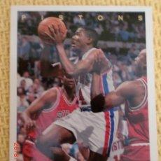 Coleccionismo deportivo: NBA 93-94 [UPPER DECK] (1.993) - 148 - JOE DUMARS. Lote 38765748