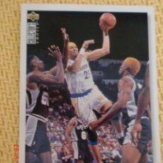 Coleccionismo deportivo: NBA UPPER DECK 1995 - 73 - CHRIS GATLING. Lote 38768010