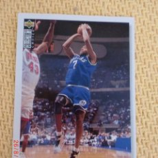 Coleccionismo deportivo: NBA UPPER DECK 1995 - 83 - TONY DUMAS. Lote 38768067