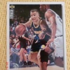 Coleccionismo deportivo: NBA UPPER DECK 1995 - 117 - CHRIS MULLIN. Lote 38768318