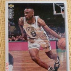 Coleccionismo deportivo: NBA UPPER DECK 1995 - 123 - GREG MINOR. Lote 38768343