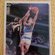 Coleccionismo deportivo: NBA UPPER DECK 1995 - 125 - MARK PRICE. Lote 38768416
