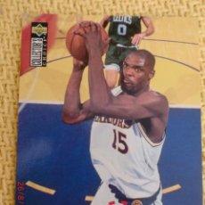 Coleccionismo deportivo: NBA UPPER DECK 1995 - 206 - LATRELL SPREWELL. Lote 38769359