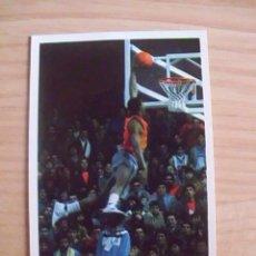 Coleccionismo deportivo: ACB BALONCESTO MERCHANTE-CONVERSE LIGA 1987-1988 (87-88) 119 DAVID RUSSELL ESTUDIANTES SIN PEGAR. Lote 38864826