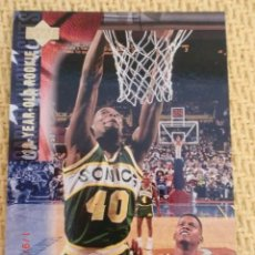 Coleccionismo deportivo: UPPER DECK 1994 USA BASKETBALL - 26 - SHAWN KEMP. Lote 38969012