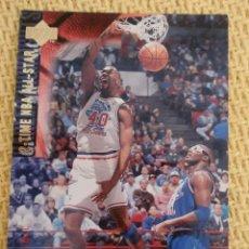 Coleccionismo deportivo: UPPER DECK 1994 USA BASKETBALL - 27 - SHAWN KEMP. Lote 38969021