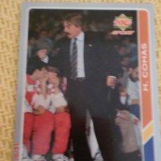 Collezionismo sportivo: MUNDICROMO FICHAS ACB 95. - 50 - MANEL COMAS. Lote 39057709