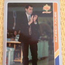 Coleccionismo deportivo: MUNDICROMO FICHAS ACB 95. - 62 - ALFRED JULBE. Lote 39057925