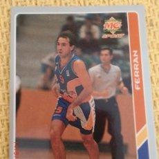 Coleccionismo deportivo: MUNDICROMO FICHAS ACB 95. - 159 - FERRAN HERAS. Lote 39059878
