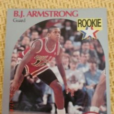 Coleccionismo deportivo: CARD NBA HOOPS 1990 - 60 . BJ ARMSTRONG. Lote 39091971