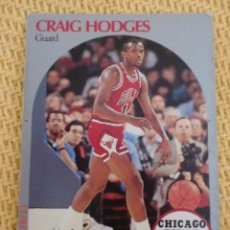 Coleccionismo deportivo: CARD NBA HOOPS 1990 - 64 - CRAIG HODGES. Lote 39092043