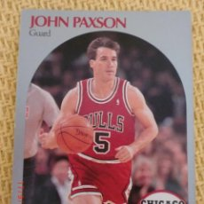 Coleccionismo deportivo: CARD NBA HOOPS 1990 - 67 - JOHN PAXSON. Lote 39092088